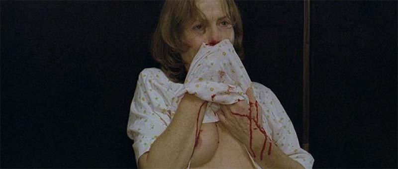 "Isabelle Huppert dans ""La Pianiste"" (2011)."