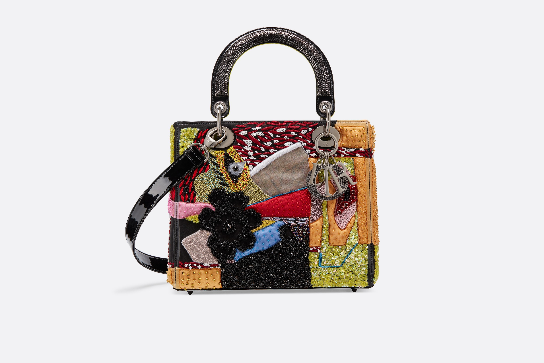 Le sac Lady Dior par Mickalene Thomas
