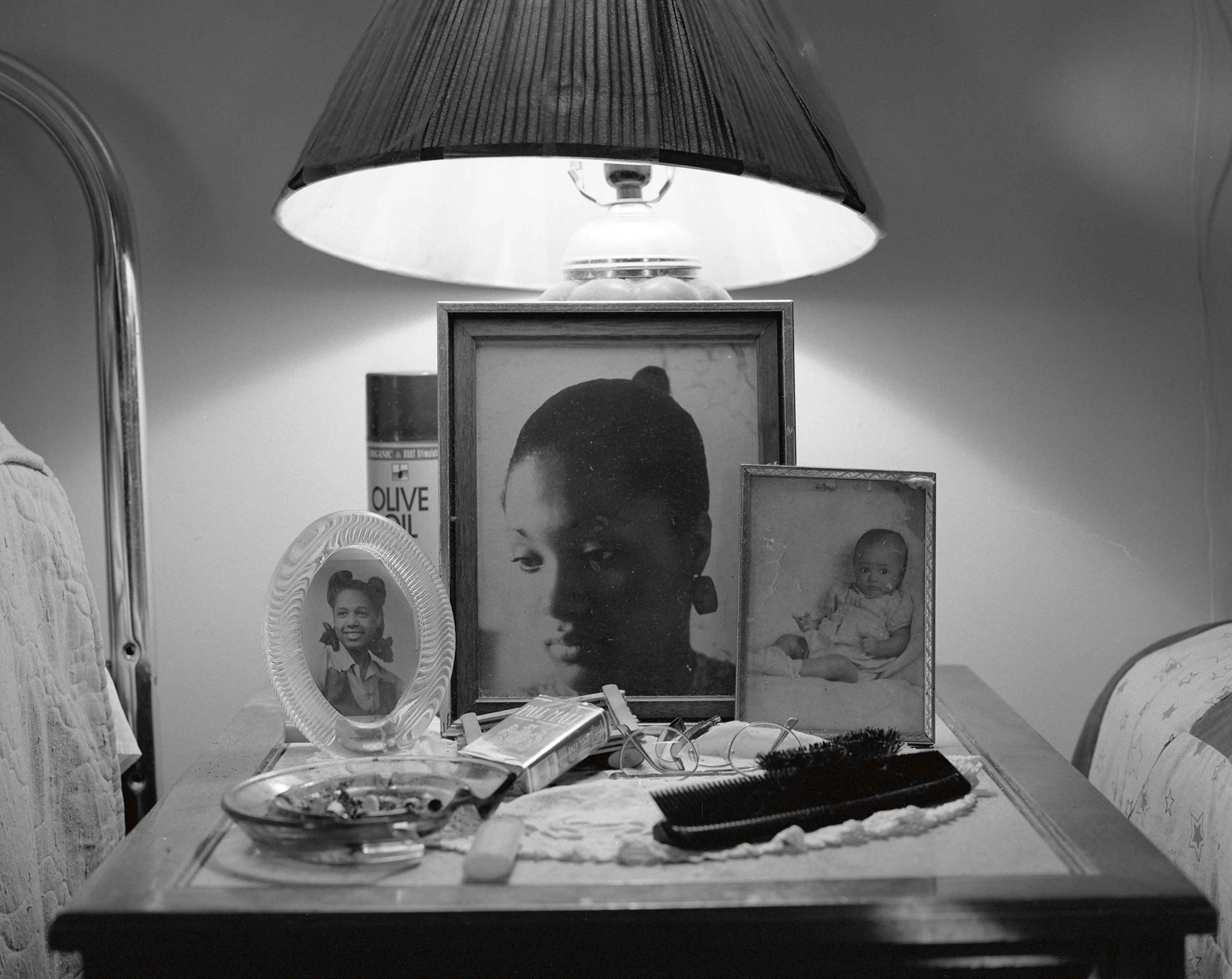Aunt Midgie And Grandma Ruby, 2007. LaToya Ruby Frazier.