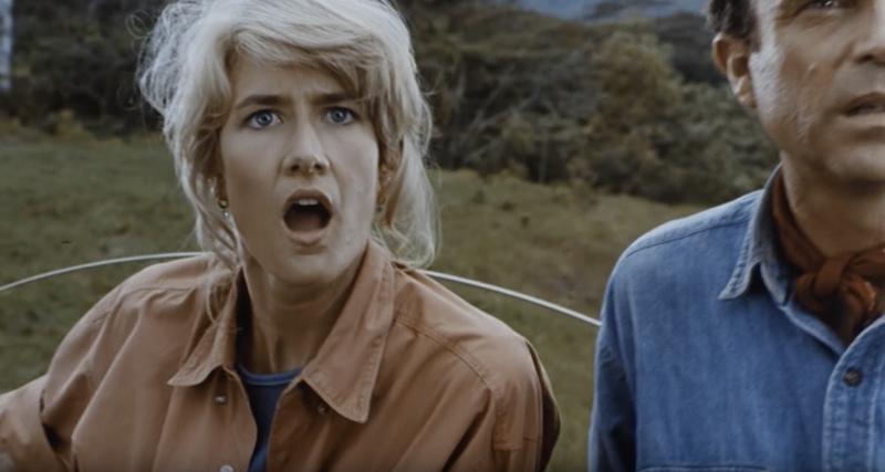 """""""Jurassic Park"""" (1993) de Steven Spielberg"""