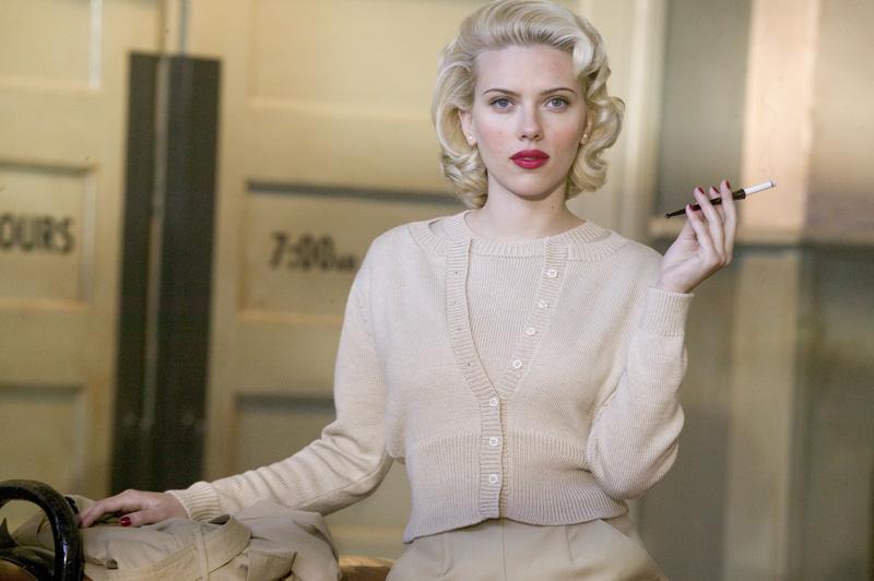 Scarlett Johansson dans le Dahlia Noir (2006).