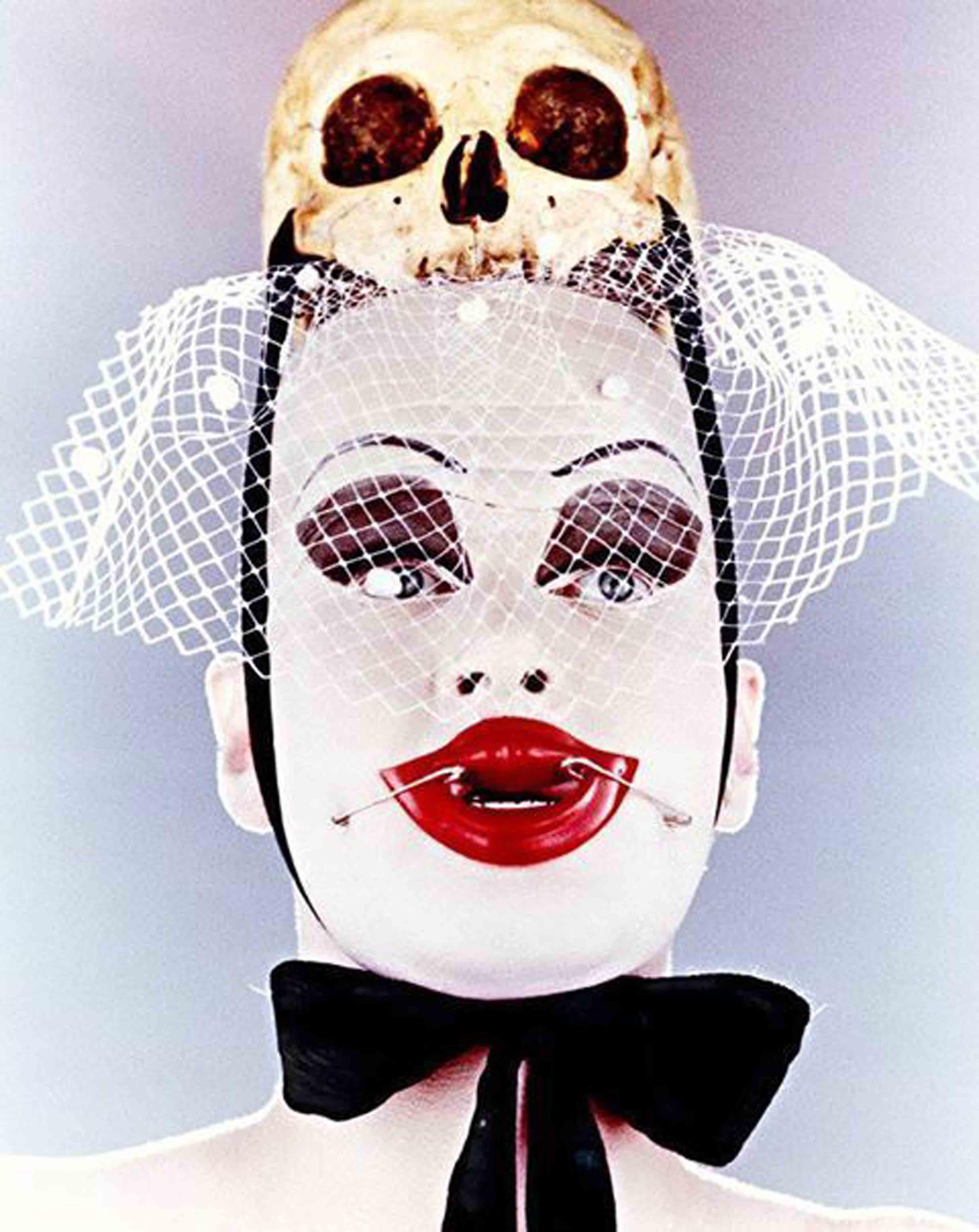 Leigh Bowery photographié par Nick Knight