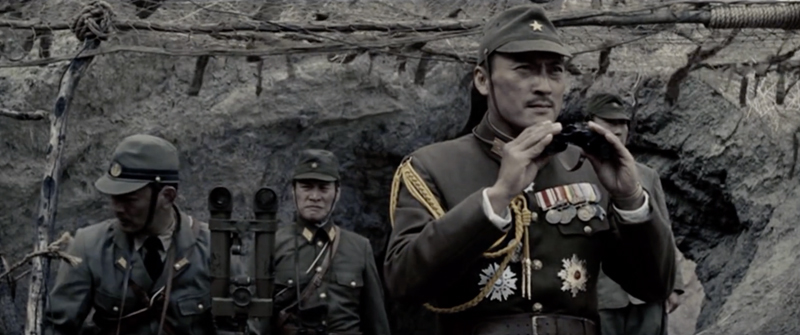 """""""Letters from Iwo Jima"""" by Clint Eastwood (2008)"""