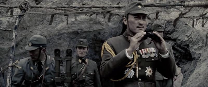"""Lettres d'Iwo Jima"" de Clint Eastwood (2008)"