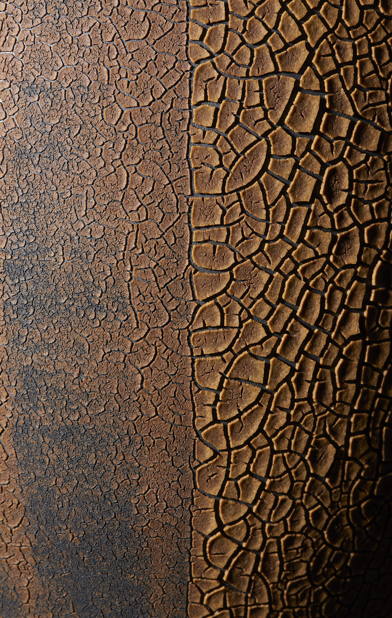 Vase Kiwi – Karen Swani, LIAIGRE. Dimensions variables.