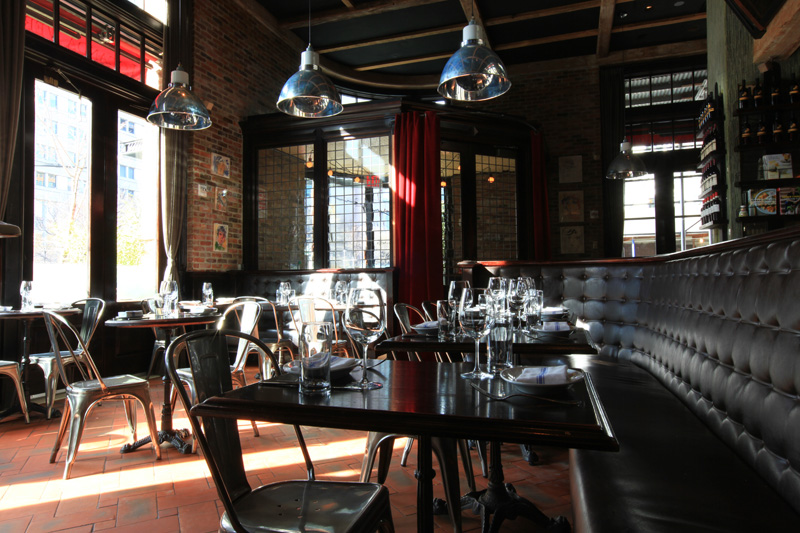 Le restaurant Locanda Verde du Greenwich hôtel à Tribeca, New York