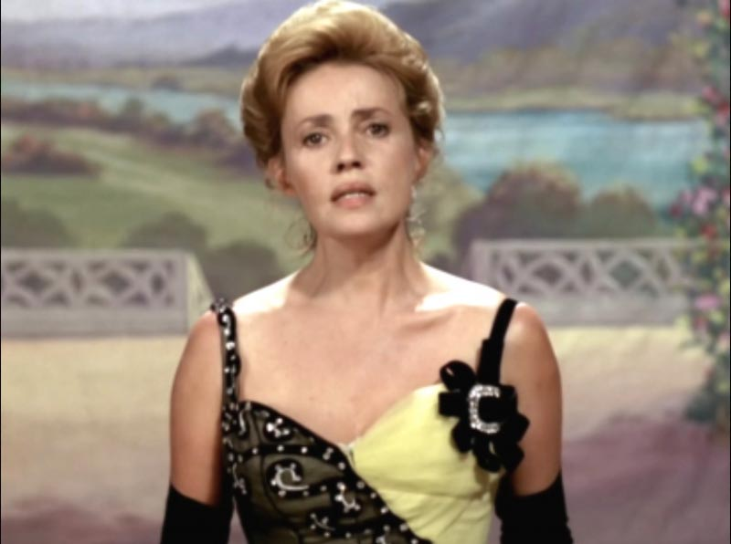 """Jeanne Moreau dans """"Quand l'amour meurt"""" de Jean Renoir"""