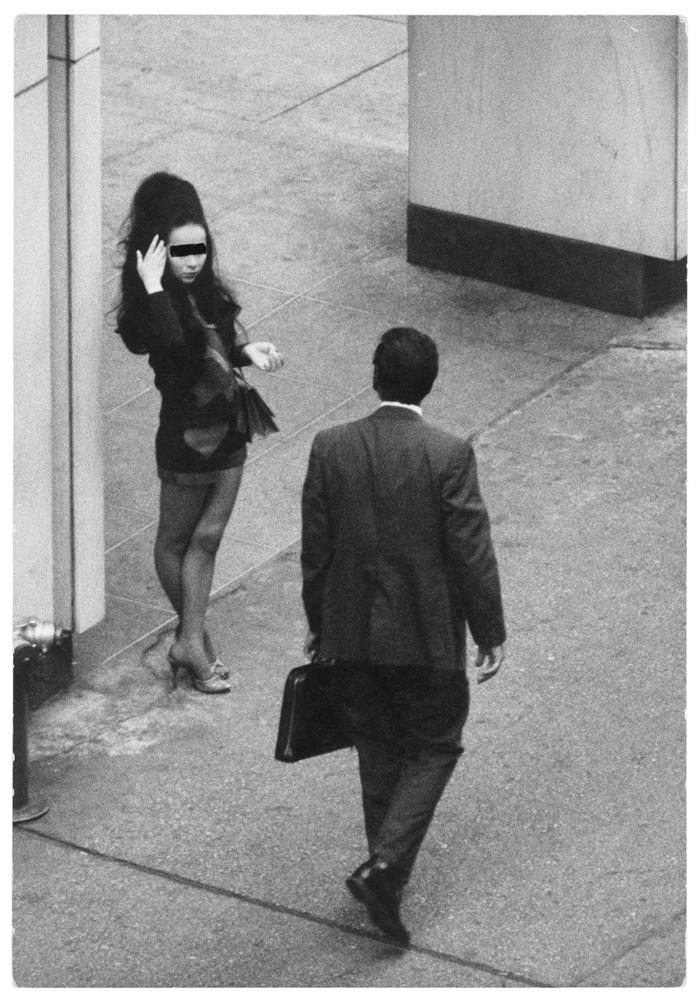 Burt Glinn,Prostitution, New York, 1971 © Burt Glinn/Magnum Photos