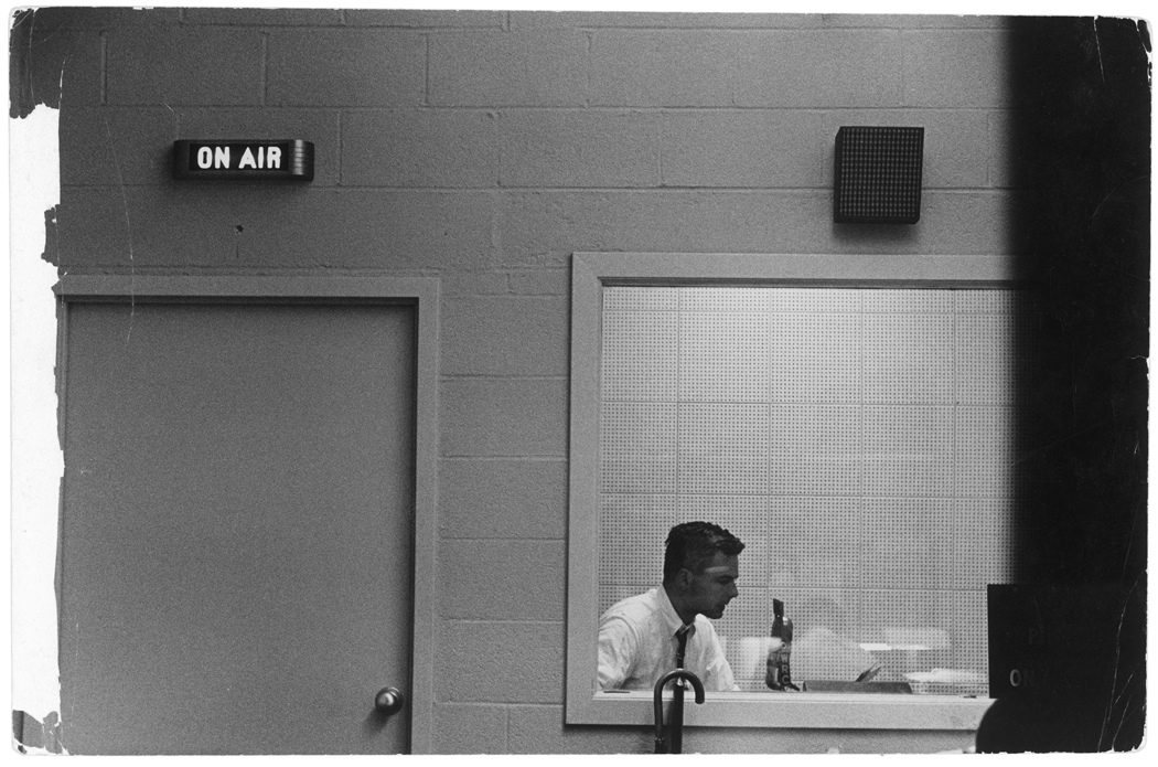 Erich Hartmann, NBCNews,Washington, 1959-1961© Erich Hartmann/Magnum Photos