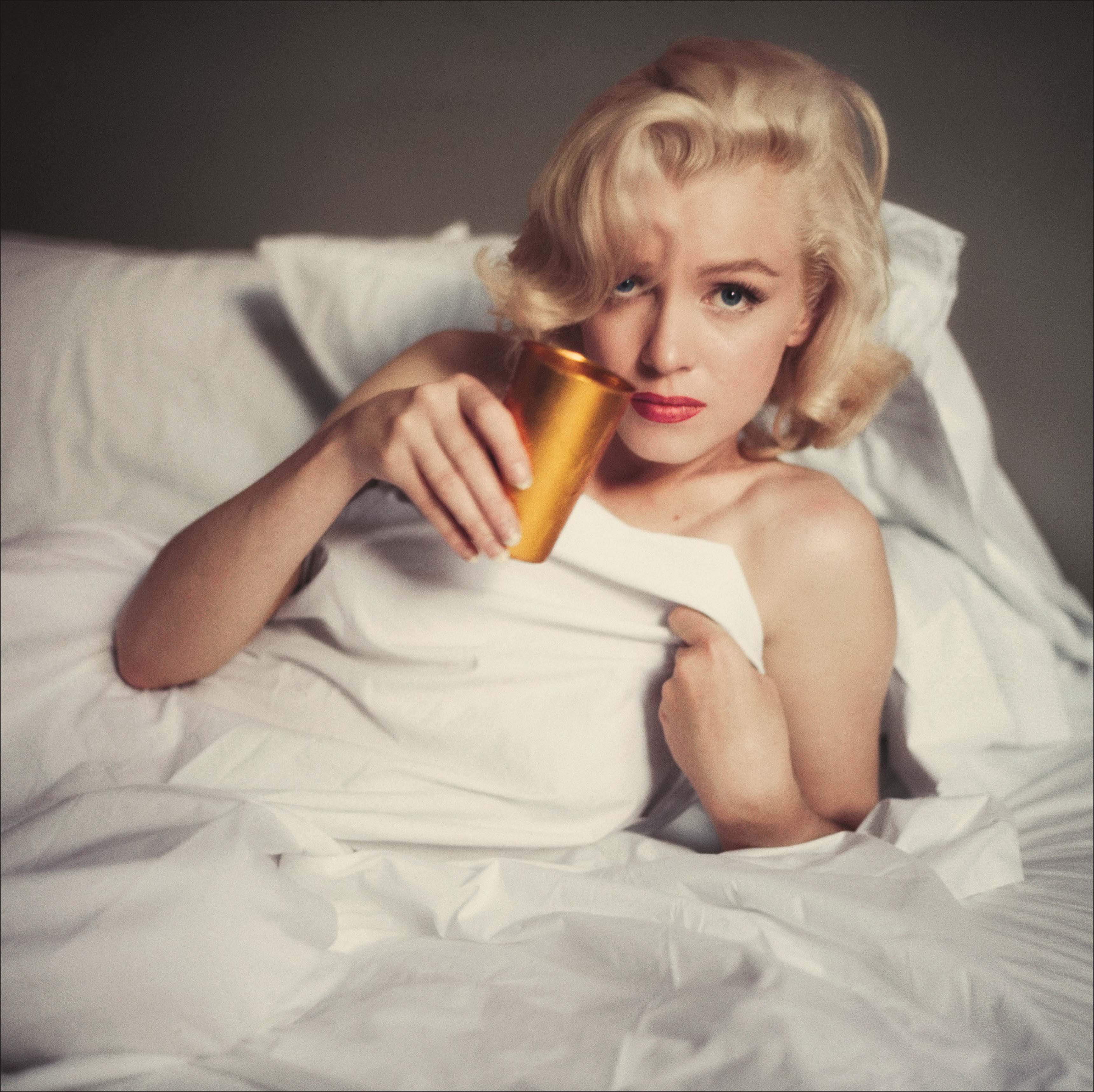 """Marilyn Inedite"", couverture"
