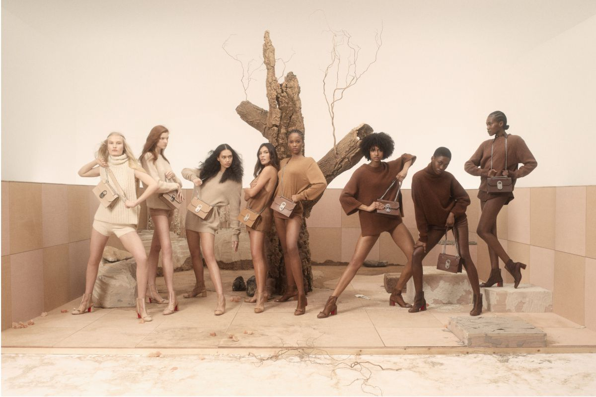"""Christian Louboutin, Collection """"Nudes"""" Printemps-Eté 2020."""