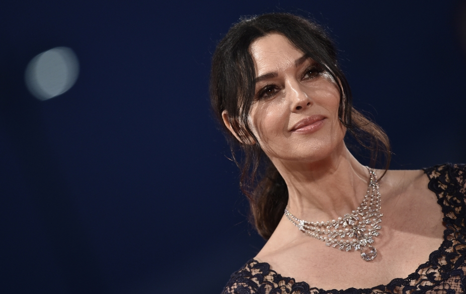 Monica Bellucci Mistress Of Ceremonies At The 2017 Cannes