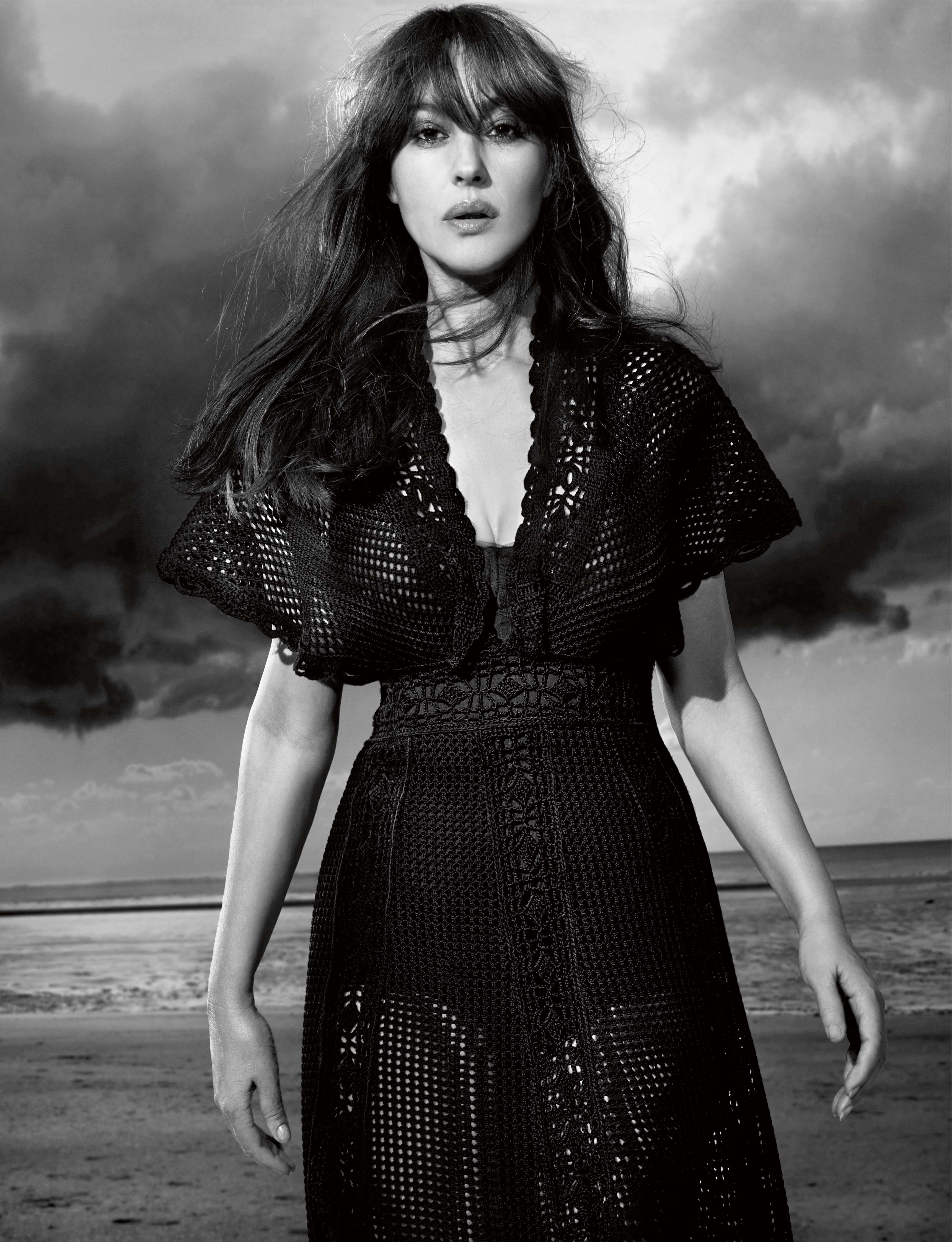 Interview with Monica Bellucci all you need to know about ... Monica Bellucci