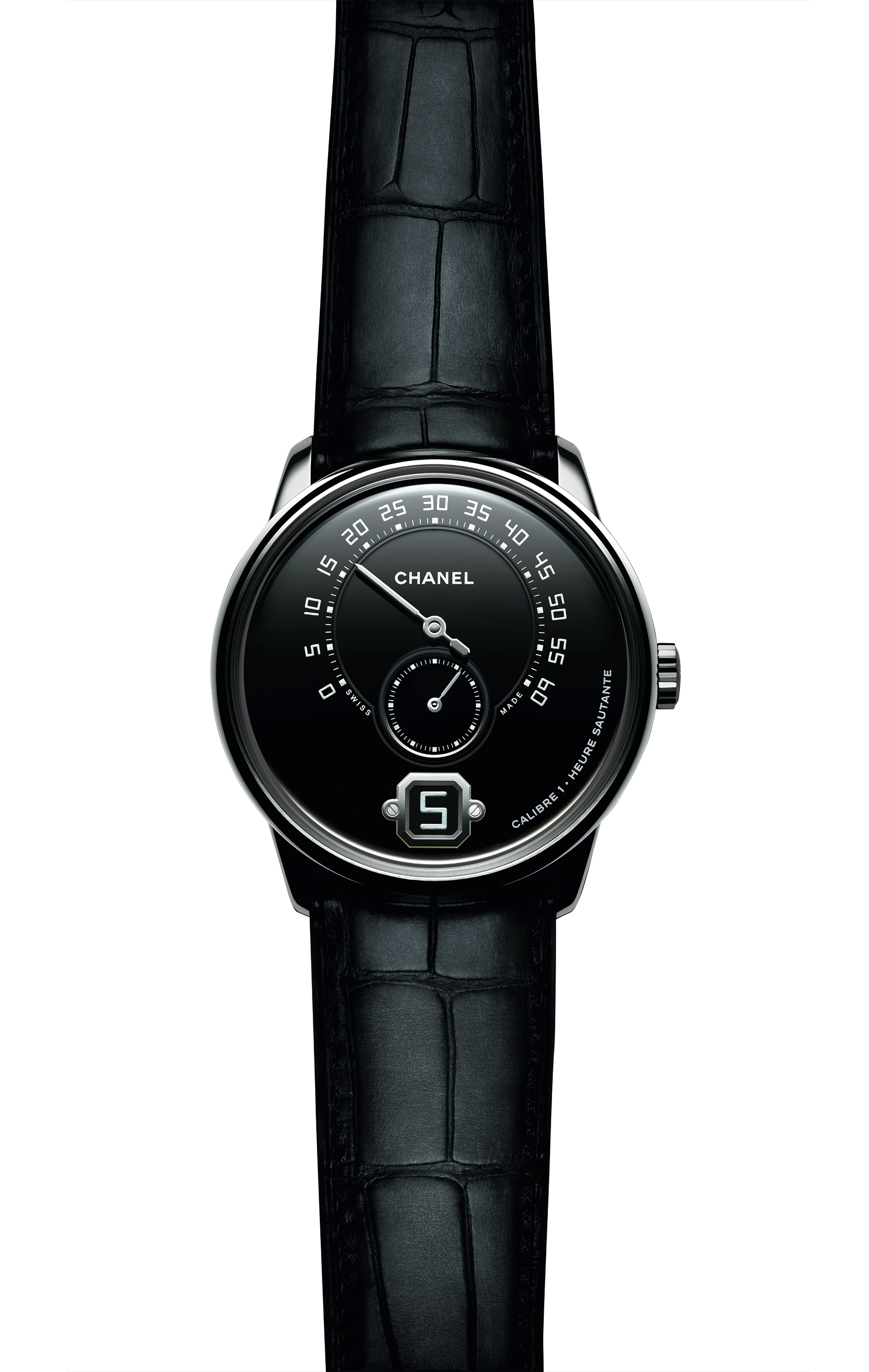 Montre Monsieur, CHANEL.