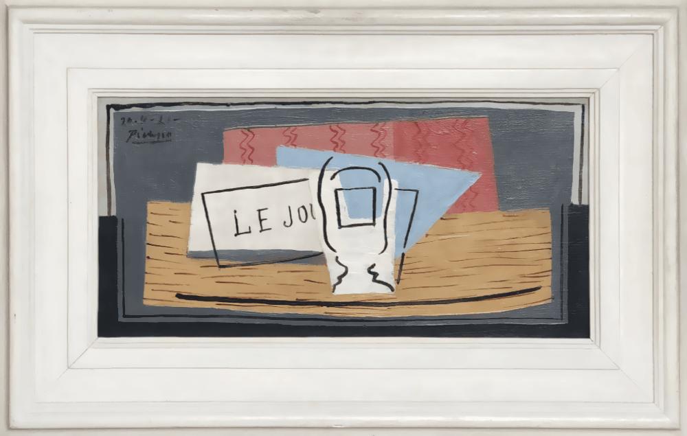 "Pablo Picasso, ""Nature Morte"" (1921) © Succession Picasso, Paris, 2019"