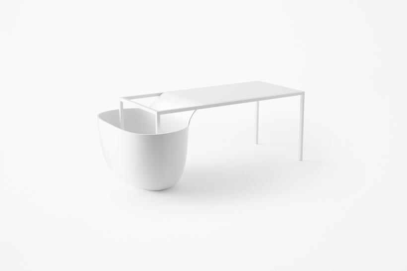 "© Nendo ""Flow Bowl"", Akihiro Yoshida."