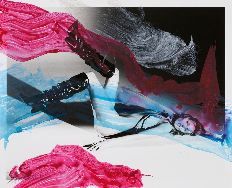 Cuissardes, SAINT LAURENT PAR ANTHONY VACCARELLO. Nobuyoshi Araki/Courtesy of Saint Laurent and Taka Ishii Gallery.