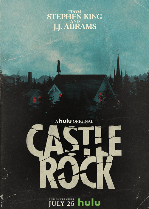 """Poster for the series """"Castle Rock""""."""