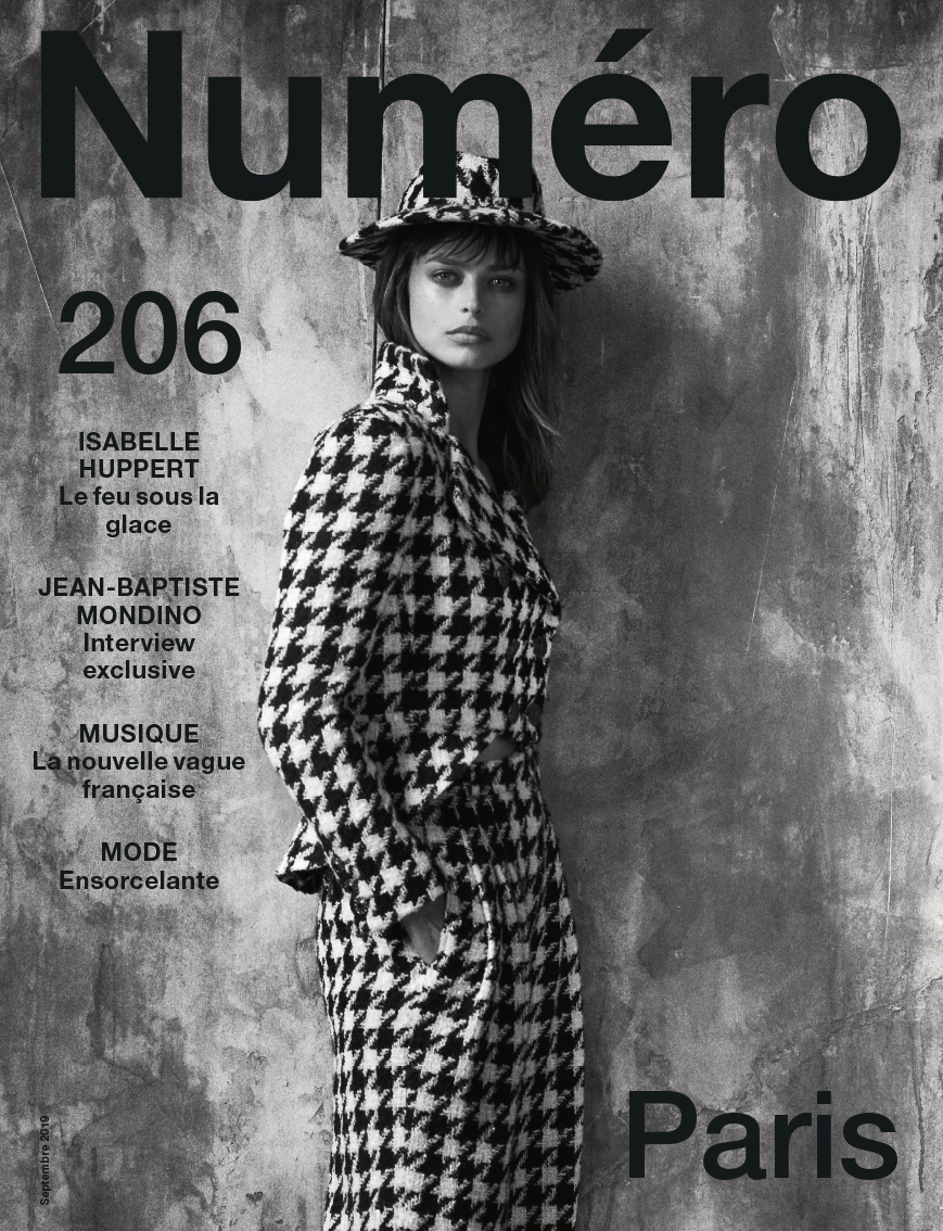 Cover photo: Peter Lindbergh. Direction: Babeth Djian. Model: Birgit Kos at Elite Paris. Birgit wears a jacket, trousers and tweed hat, CHANEL. Hair: Odile Gilbert at L'atelier (68). Make-up: Tom Pecheux at the Calliste Agency. Director's assistant: Camille- Joséphine Teisseire. Set design: Jean-Hugues de Chatillon. Digital: Sabine Raillard at Pardon My French. Touch-ups: Christian Tochtermann at Red Line Paris. Production: Margaux Huguet at 2B Management.