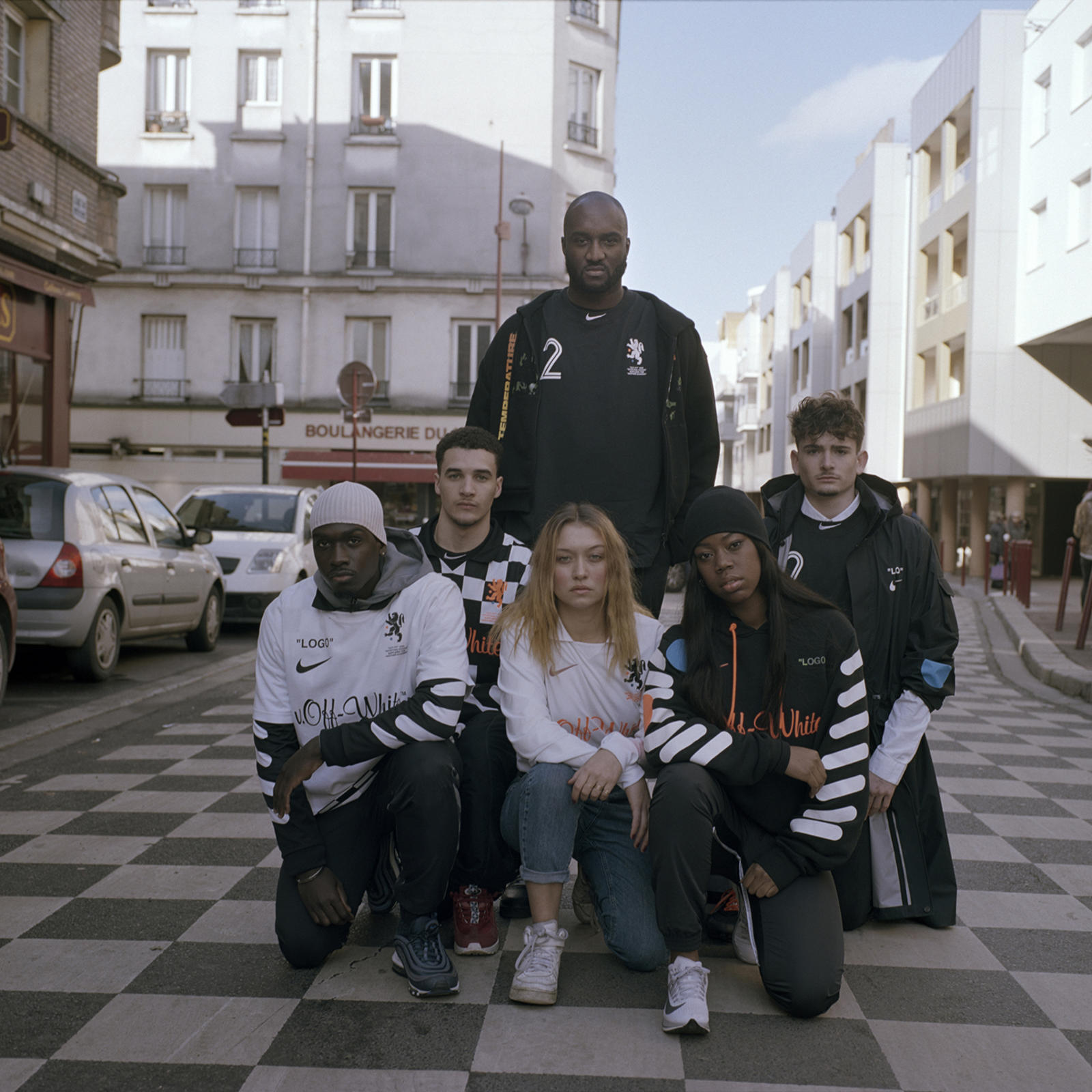 "La collection NikeLab ""Football, Mon Amour"" par Virgil Abloh pour Off-White"