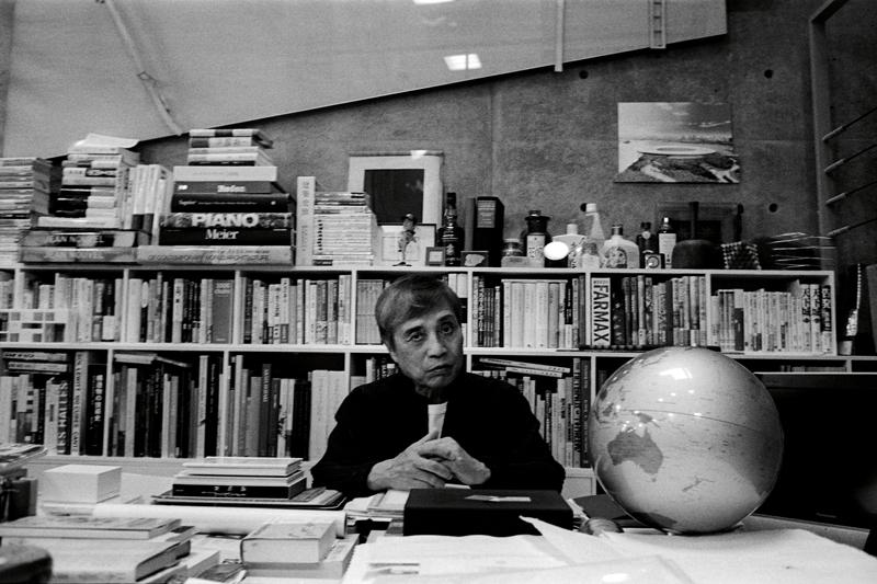Tadao Ando par Kosuke Okahara