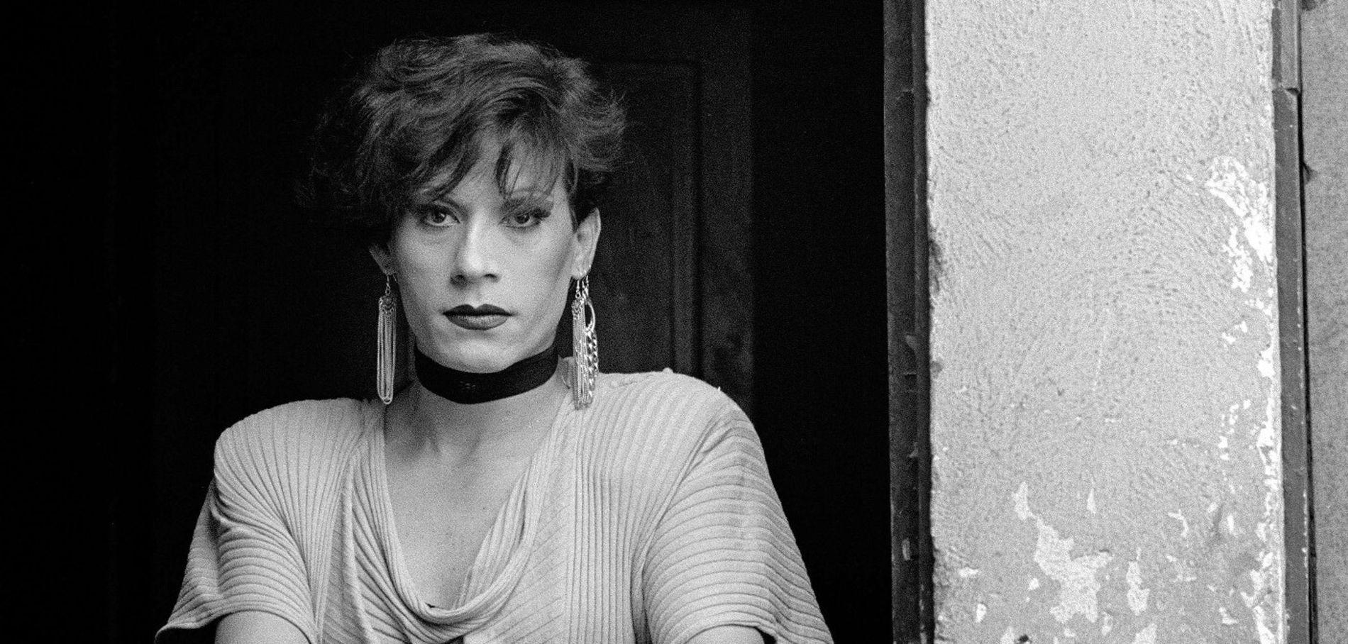 """""""Evelyn IV, Santiago"""", 1987, de Paz Erràzuriz, tiré de la série La Manzana de Adán."""