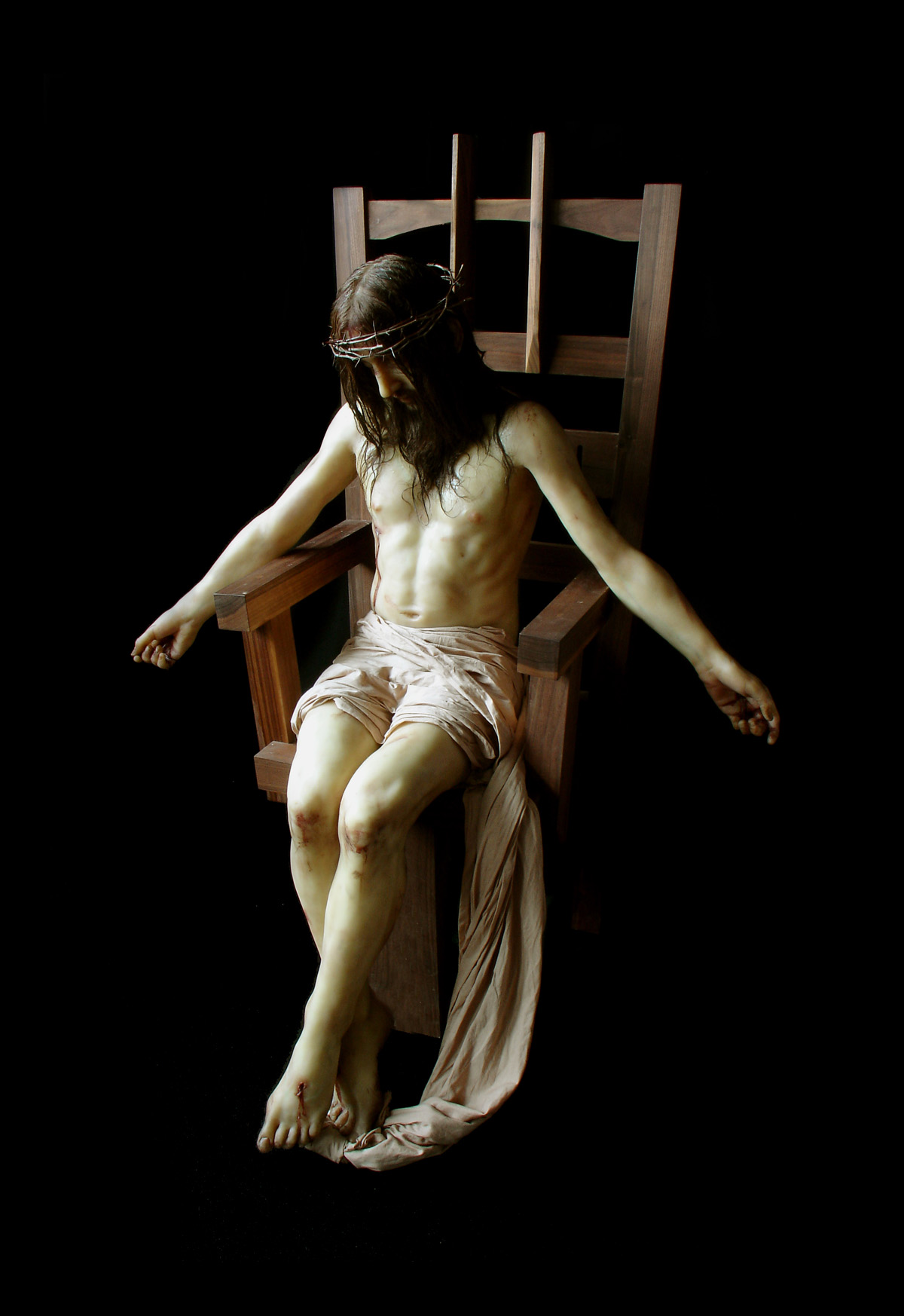 """Pietà (The Empire Never Ended)"", Paul Fryer, 2007."