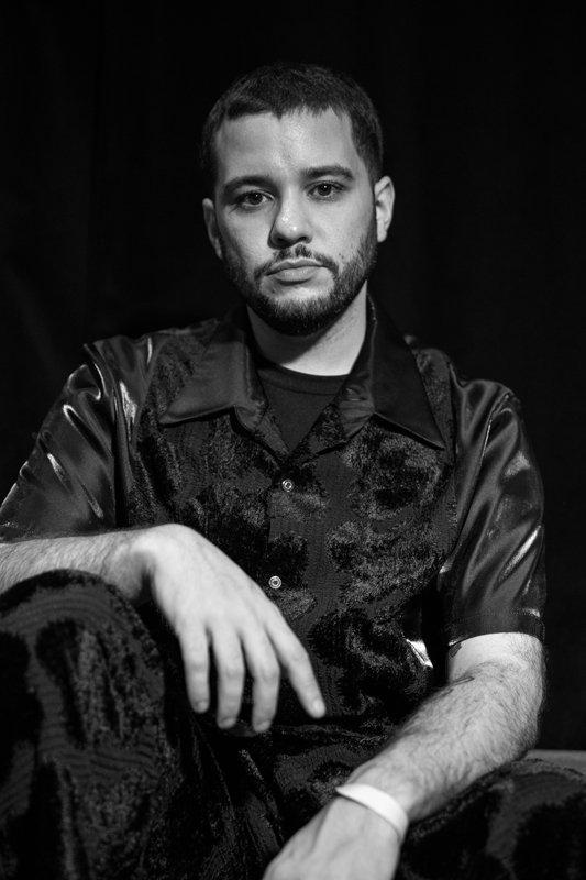 Parisian producer Jimmy Whoo.