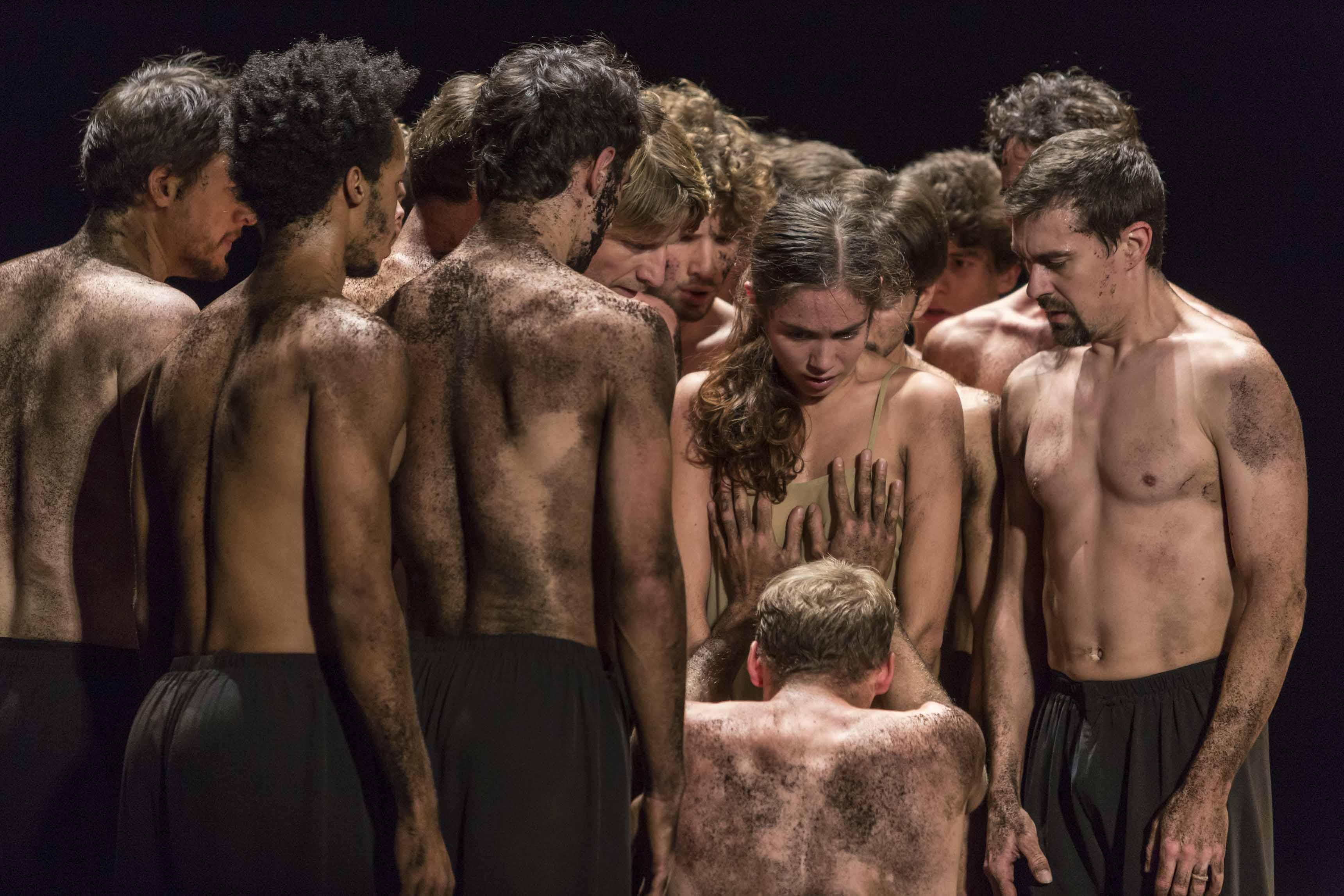 Le Sacre du Printemps, Pina Bausch, Opéra de Paris