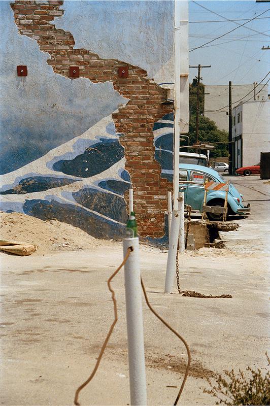 """Venice"", Jean Baudrillard, 1989."