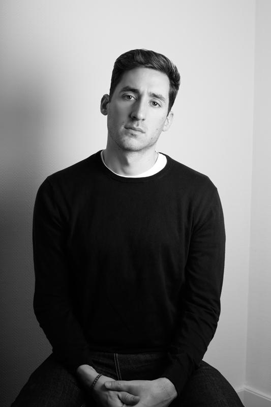 Portrait d'Antonin Tron ©Damian Noszkowicz