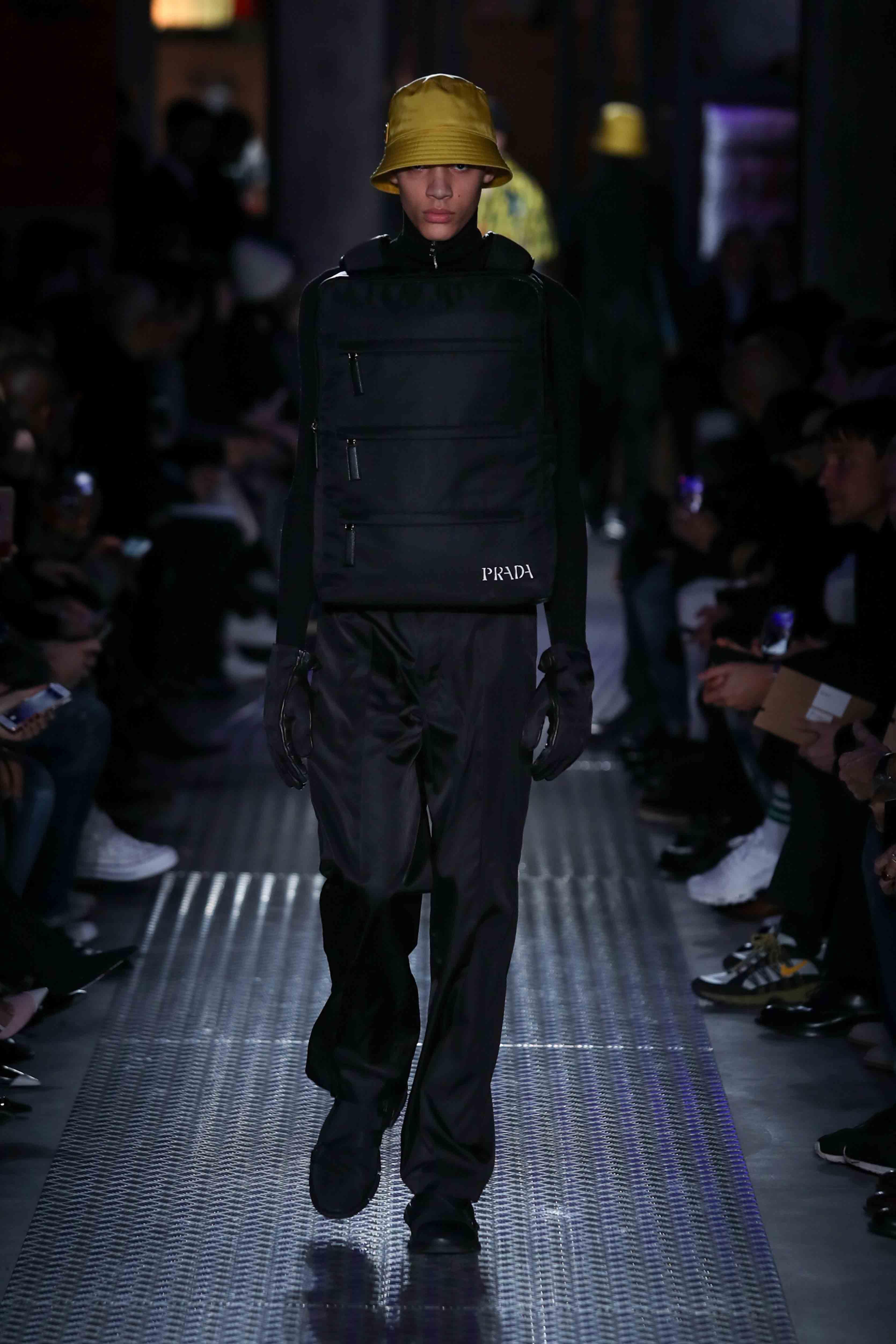 Le sac de Rem Koolhaas pour Prada