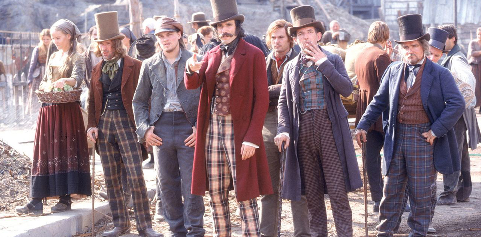 """Gangs of New York"" de Martin Scorsese."