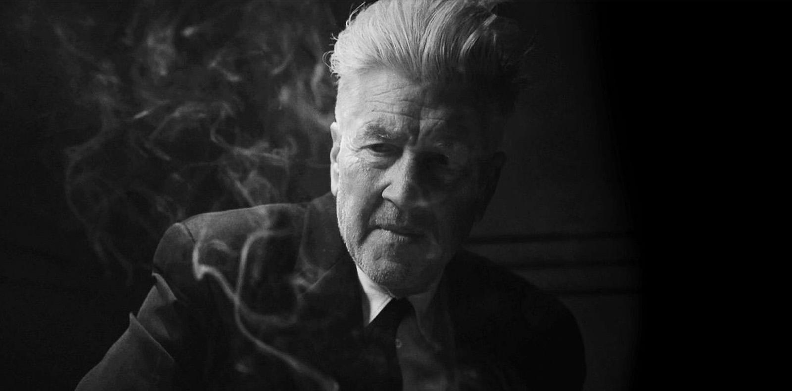 "David Lynch dans ""What did Jack Do ?"" © Netflix"