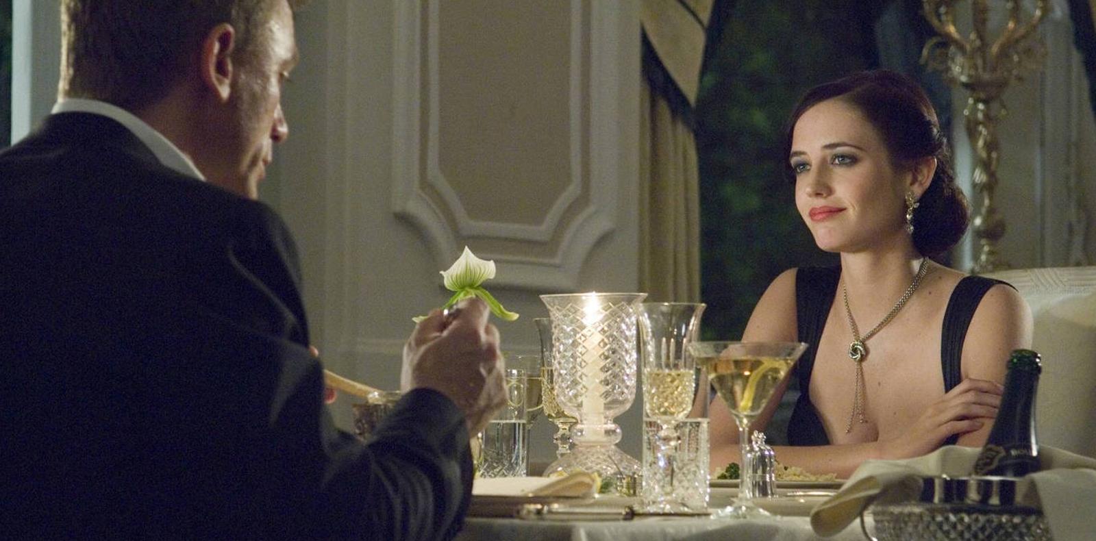 """Eva Green dans """"Casino Royale"""" de Martin Campbell (2006)"""