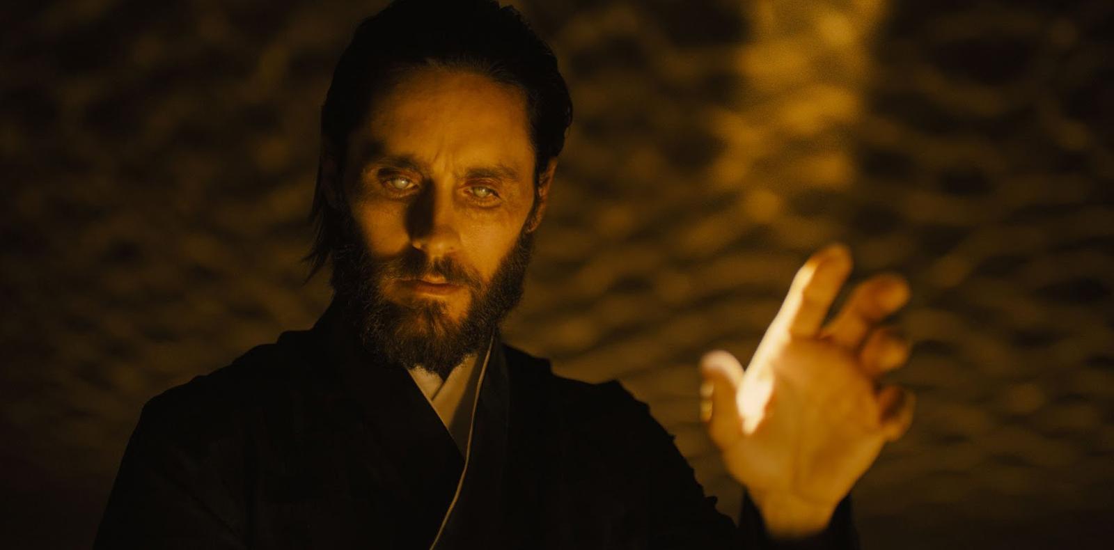 "Jared Leto dans ""Blade Runner 2049"" de Denis Villeneuve"