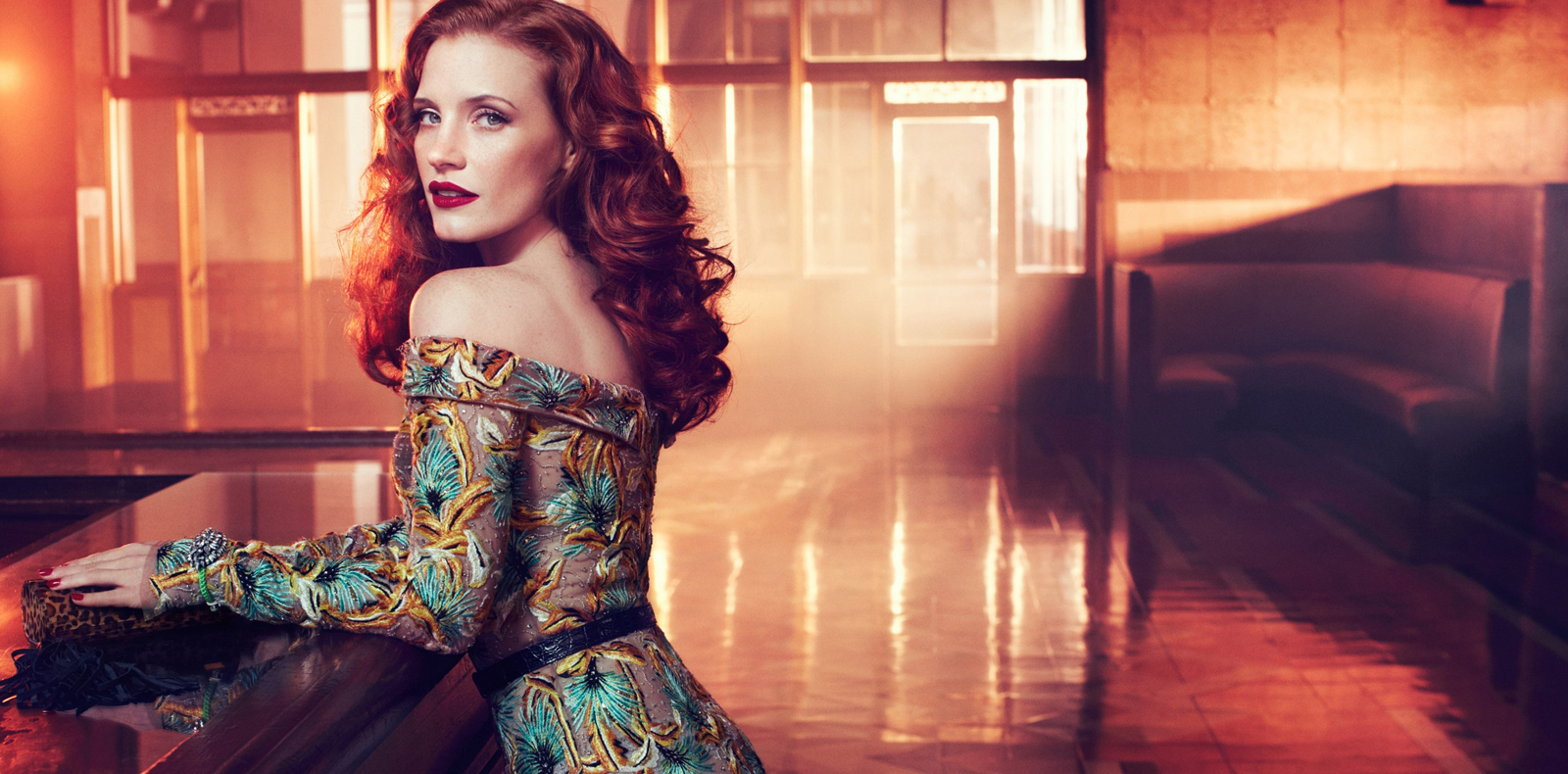 Jessica Chastain by Michelangelo di Battista