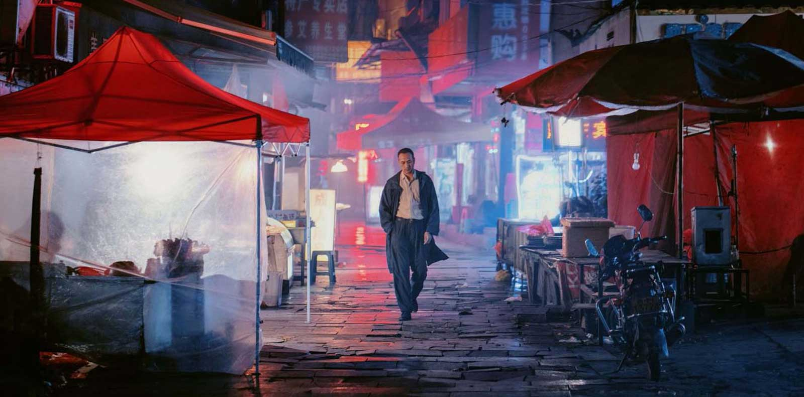 """Long Day's Journey Into Night"" de Bi Gan"