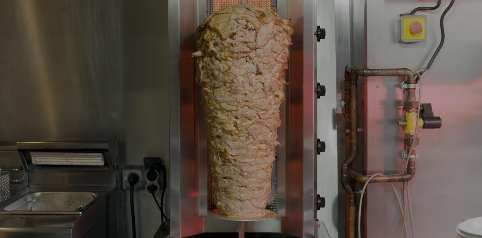 """""""Kebab du début à la fin"""", diffusé le 17 novembre sur Viceland."""