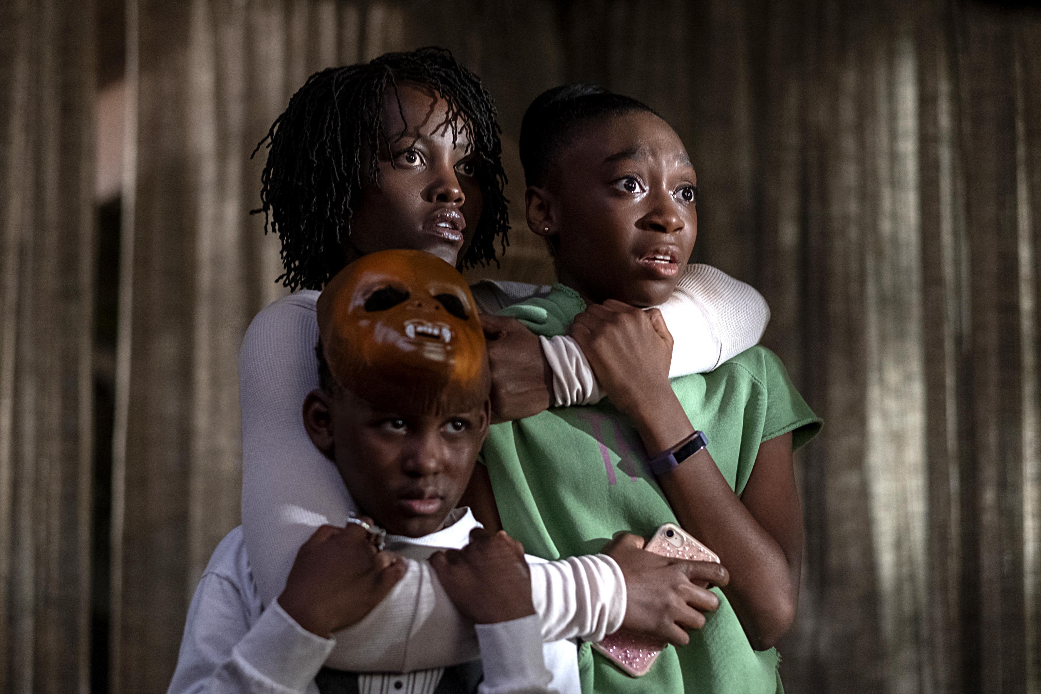 """Une scène du film """"Us"""", le nouveau thriller de Jordan Peel. © Universal Pictures International France / Universal Pictures / Monkeypaw Productions / QC Entertainment"""
