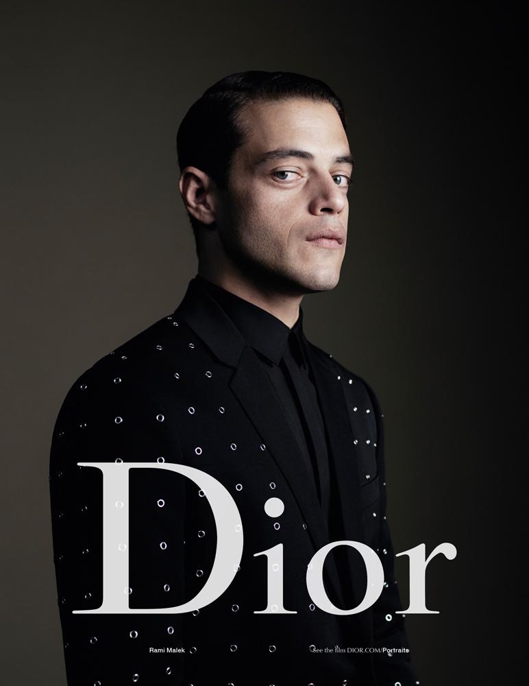 La campagne Dior Homme été 2017.