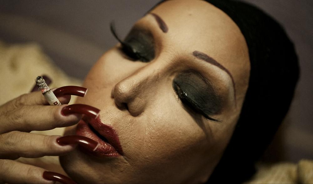 "Evangelia Kranioti, ""Eu Sou obscura para mim mesma"", série ""Obscuro Barroco""."
