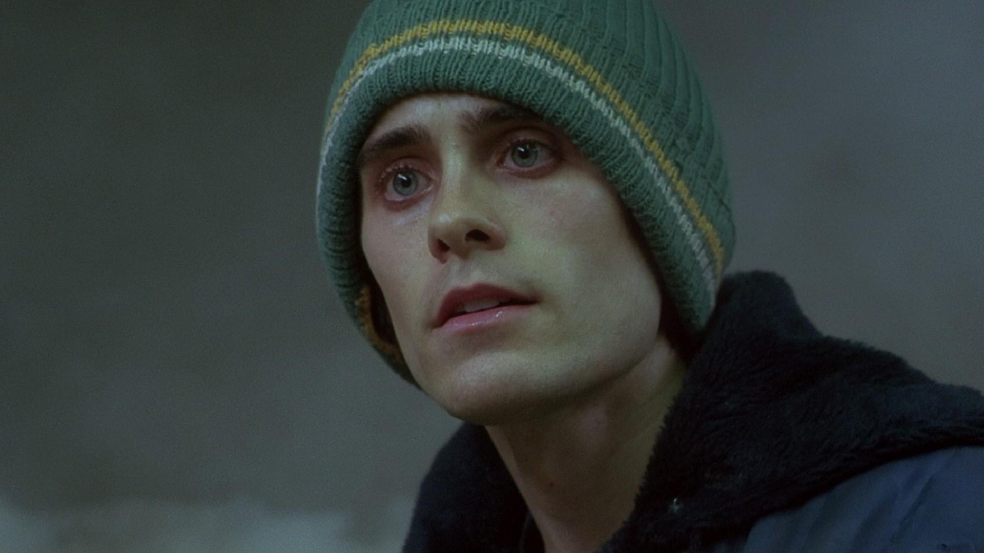 """Jared Leto dans """"Requiem for A Dream"""" de Darren Aronofsky"""