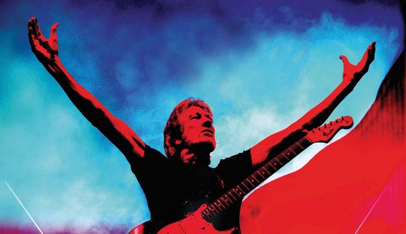 """Roger Waters lors de sa tournée """"Us + Them"""""""