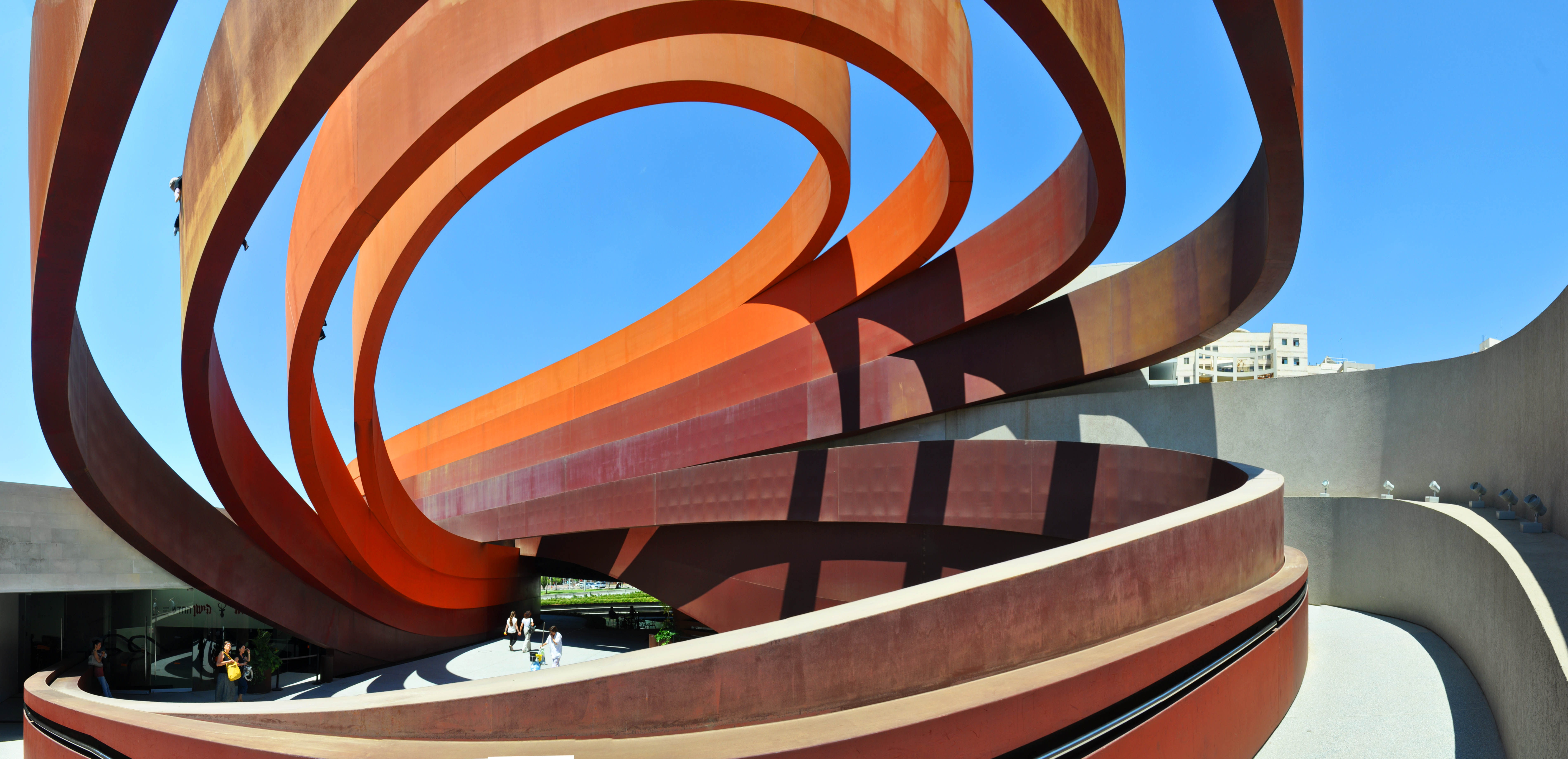 Design Museum Holon - Ron Arad