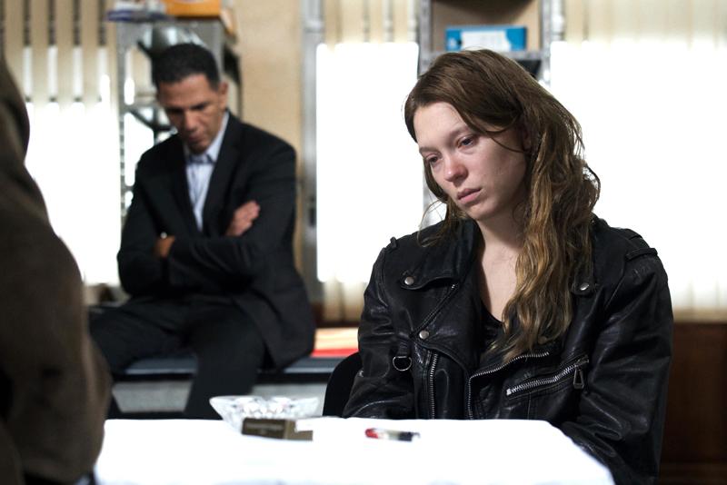 """""""Roubaix, une lumière"""", dernier film d'Arnaud Desplechin (2019)"""