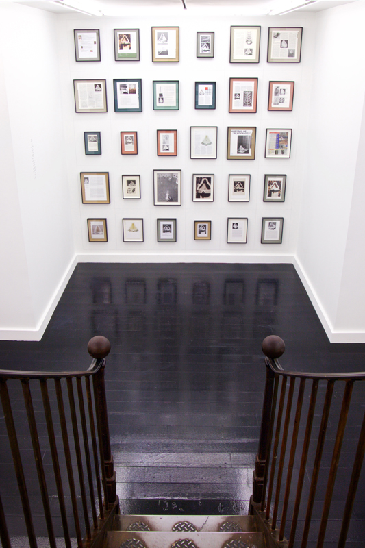 "Sélection ""Les Archives de la fontaine, 2008-2018"", Saâdane Afif, Courtesy of galerie Mor Charpentier, Paris"