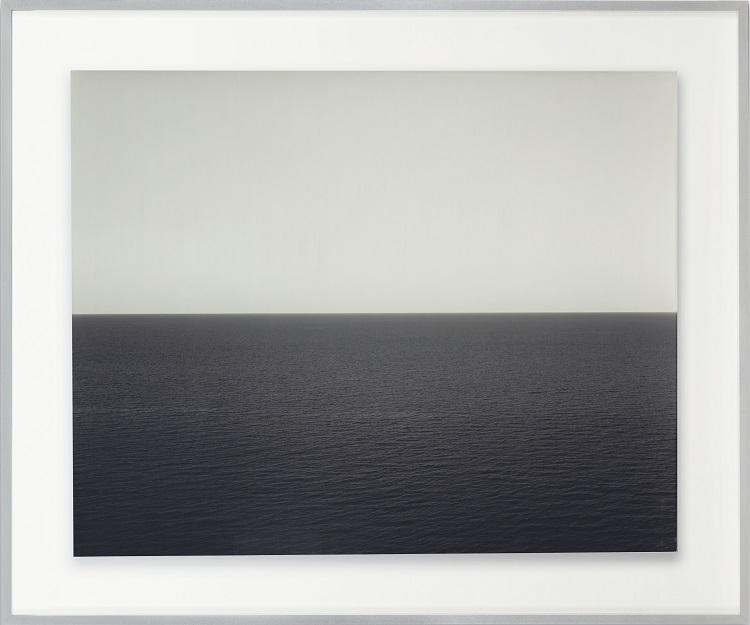 """Sea of Japan"", Hiroshi Sugimoto, 200 000-300 000 euros."