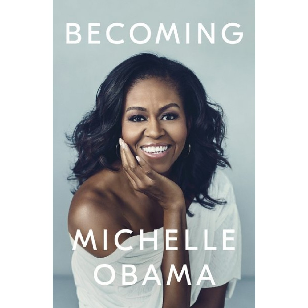 "Michelle Obama, ""Becoming"" (2018)."