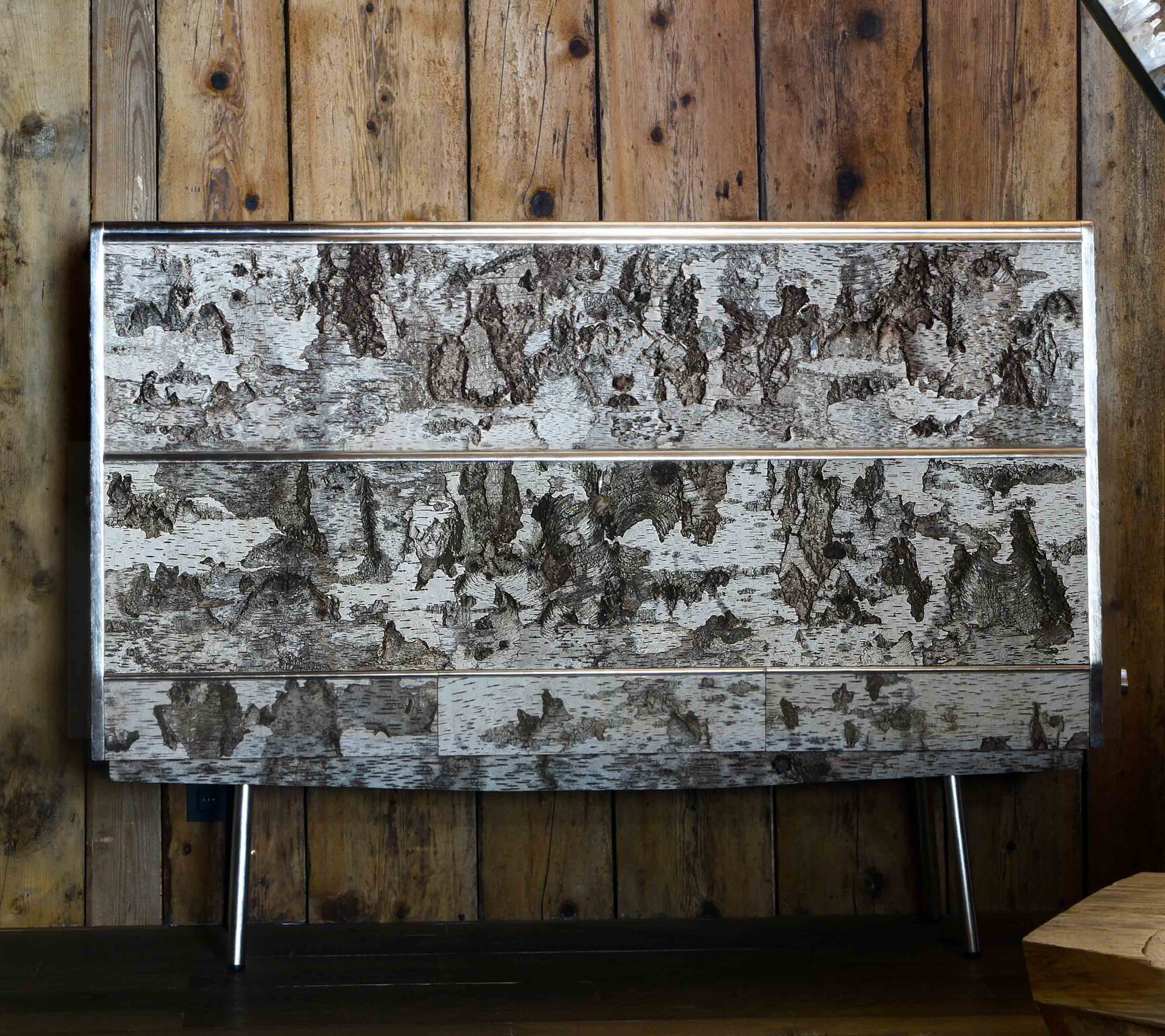 """Armel Soyer, """"Grand Cabinet"""" réalisé par Sophie Gallardo et Georges-Guillaume Cassan."""